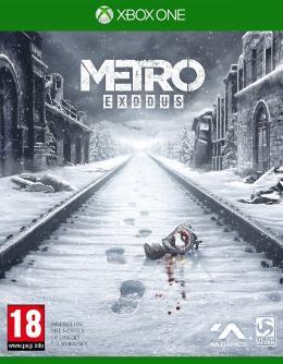 Carátula de Metro Exodus para Xbox One