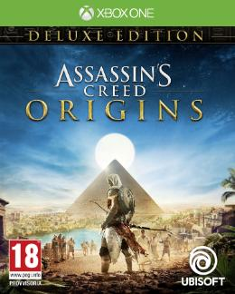 Carátula de Assassin's Creed Origins para Xbox One