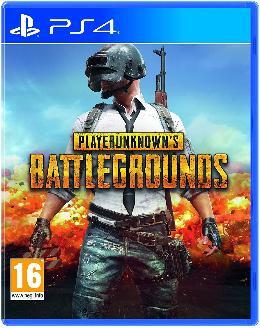 Carátula de PlayerUnknown's Battlegrounds para PlayStation 4