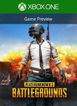 Carátula de PlayerUnknown's Battlegrounds para Xbox One