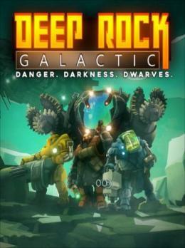 Carátula de Deep Rock Galactic para PC