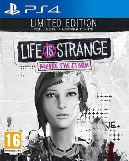 Carátula de Life is Strange: Before the Storm para PlayStation 4