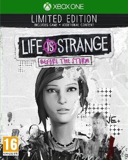 Carátula de Life is Strange: Before the Storm para Xbox One