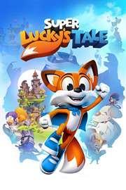 Carátula de Super Lucky's Tale para Xbox One