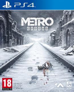 Carátula de Metro Exodus para PlayStation 4