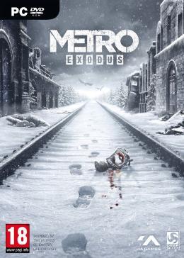 Carátula de Metro Exodus para PC