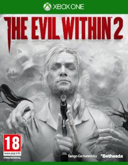 Carátula de The Evil Within 2 para Xbox One