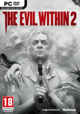 Carátula de The Evil Within 2 para PC