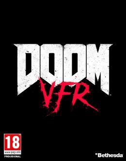 Carátula de DOOM VFR para PC
