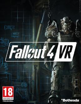 Carátula de Fallout 4 VR para PC