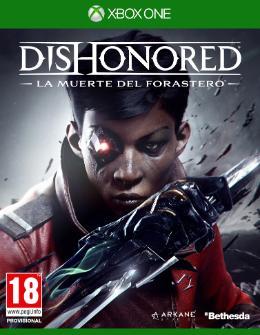 Carátula de Dishonored: La Muerte del Forastero para Xbox One