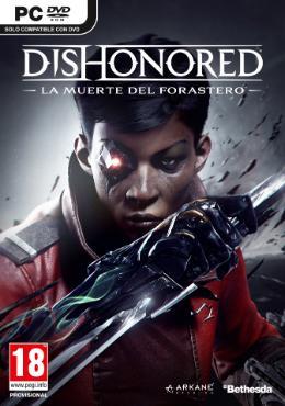 Carátula de Dishonored: La Muerte del Forastero para PC