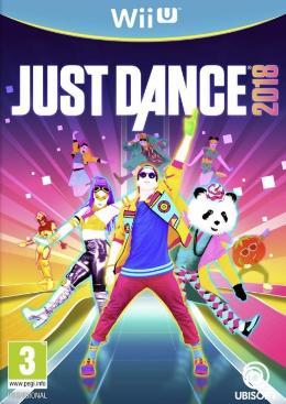 Carátula de Just Dance 2018 para Wii U