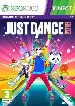 Carátula de Just Dance 2018 para Xbox 360