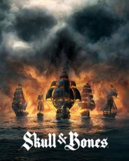 Carátula de Skull and Bones para PlayStation 4