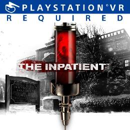 Carátula de The Inpatient para PlayStation 4