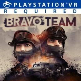 Carátula de Bravo Team para PlayStation 4