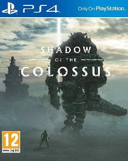 Carátula de Shadow of the Colossus (Remake) para PlayStation 4