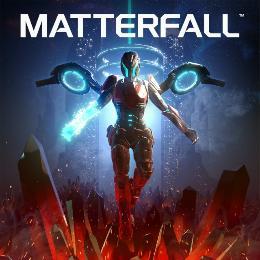 Carátula de Matterfall para PlayStation 4