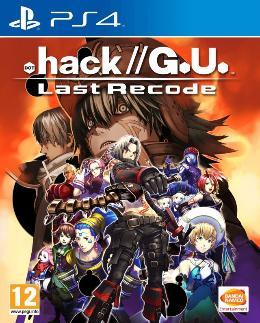 Carátula de .hack//G.U. Last Recode