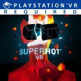 Carátula de SUPERHOT VR para PlayStation 4