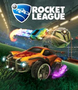 Carátula de Rocket League para Nintendo Switch