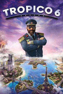 Carátula de Tropico 6 para PC