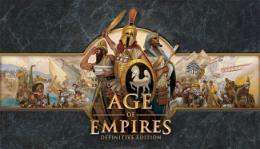 Carátula de Age of Empires: Definitive Edition