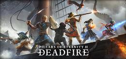 Carátula de Pillars of Eternity II: Deadfire para PC