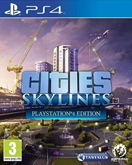 Carátula de Cities: Skylines - PlayStation 4 Edition para PlayStation 4
