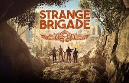 Carátula de Strange Brigade para PlayStation 4