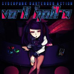 Carátula de VA-11 Hall-A: Cyberpunk Bartender Action para PC