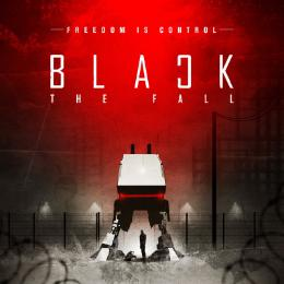 Carátula de Black The Fall para PlayStation 4