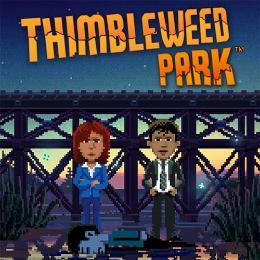 Carátula de Thimbleweed Park para PlayStation 4