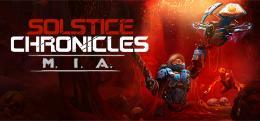 Carátula de Solstice Chronicles: MIA para PC