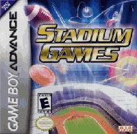 Carátula o portada No definida del juego Stadium games para Game Boy Advance