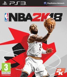 Carátula de NBA 2K18 para PlayStation 3