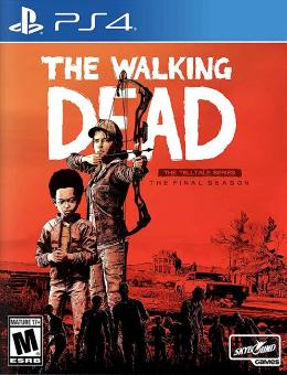 Carátula de The Walking Dead: A Telltale Games Series - The Final Season para PlayStation 4
