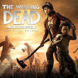 Carátula de The Walking Dead: A Telltale Games Series - The Final Season para PlayStation 4