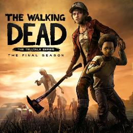 Carátula de The Walking Dead: A Telltale Games Series - The Final Season para Xbox One