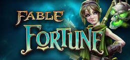 Carátula de Fable Fortune para PC