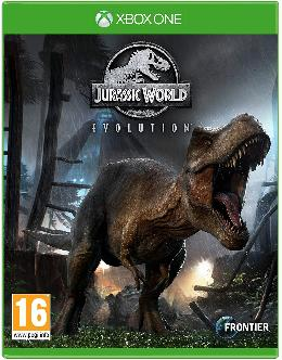 Carátula de Jurassic World Evolution para Xbox One