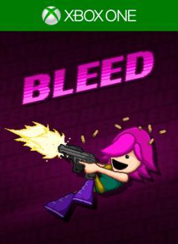 Carátula de Bleed para Xbox One