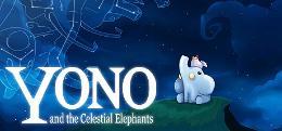 Carátula de Yono and the Celestial Elephants para Nintendo Switch