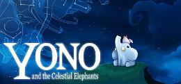Carátula o portada No oficial (Montaje) del juego Yono and the Celestial Elephants para PC