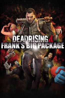 Carátula de Dead Rising 4: Frank's Big Package