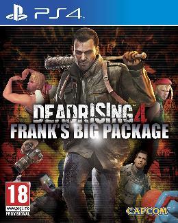 Carátula de Dead Rising 4: Frank's Big Package para PlayStation 4