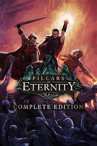 Carátula de Pillars of Eternity: Complete Edition para PlayStation 4