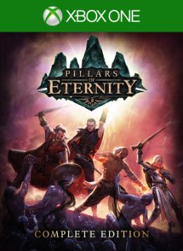 Carátula de Pillars of Eternity: Complete Edition para Xbox One