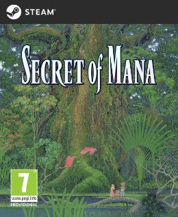 Carátula de Secret of Mana Remake para PC